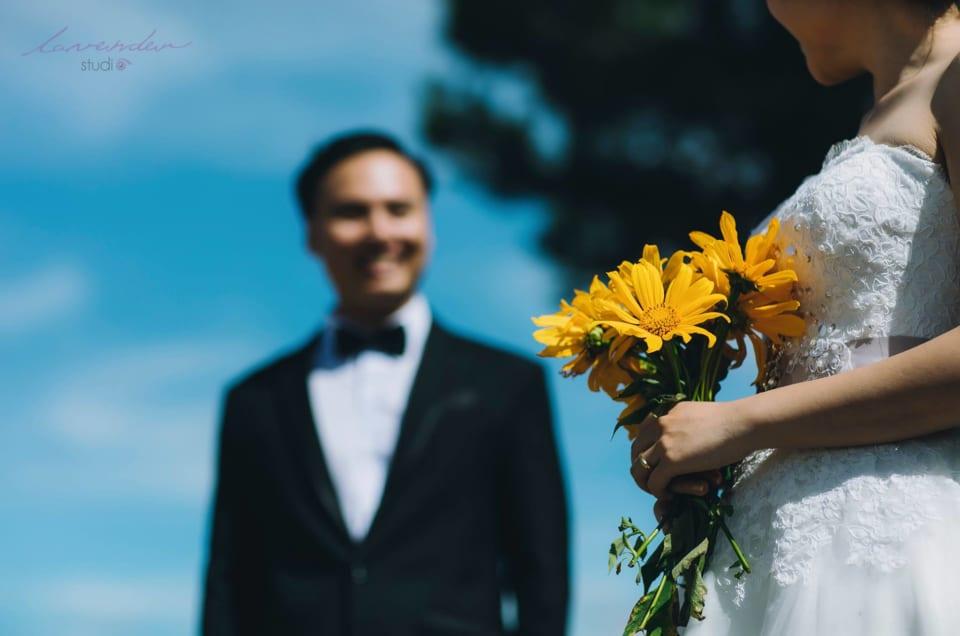 Dịch vụ chụp hình cưới đẹp tại Đà Lạt