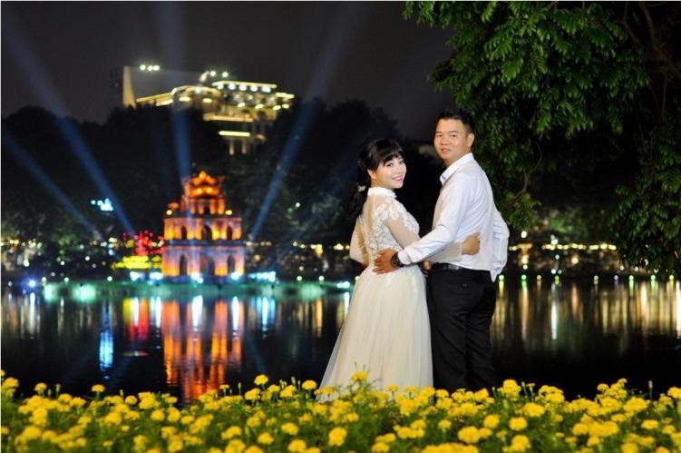 Bật mí các địa điểm ngoại cảnh chụp hình cưới đẹp nhất trên cả nước