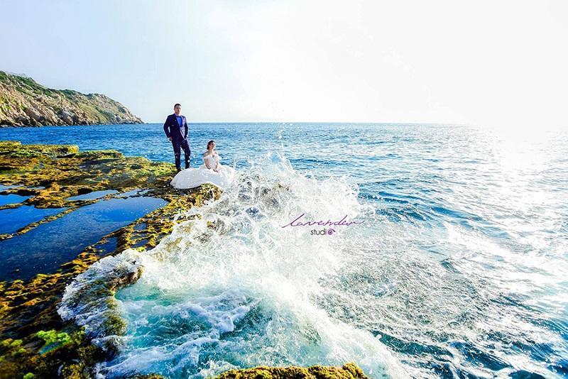 Du lịch ngoại cảnh và chụp hình cưới: xu thế của những bạn trẻ năng động