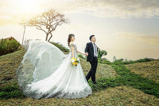 Chụp hình cưới tại Hồ Chí Mình như thế nào để thực sự đẹp và ấn tượng