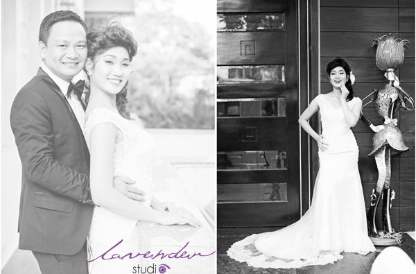 Album cưới Hà - Thường tại HCM