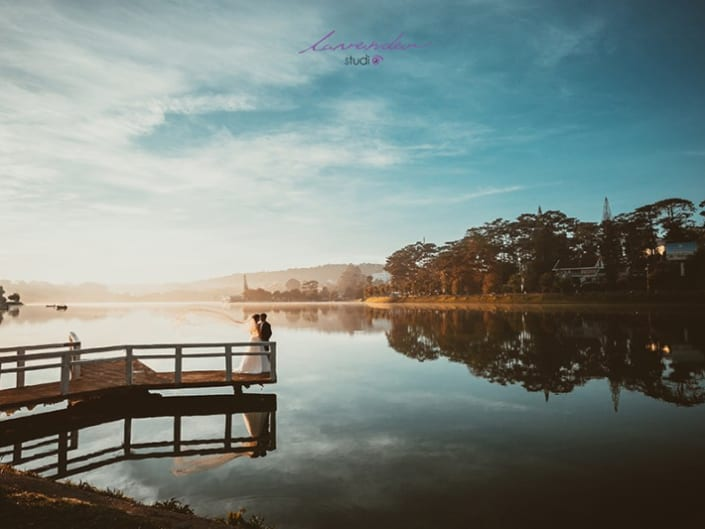 AN – XUAN| WEDDING ALBUM| DA LAT