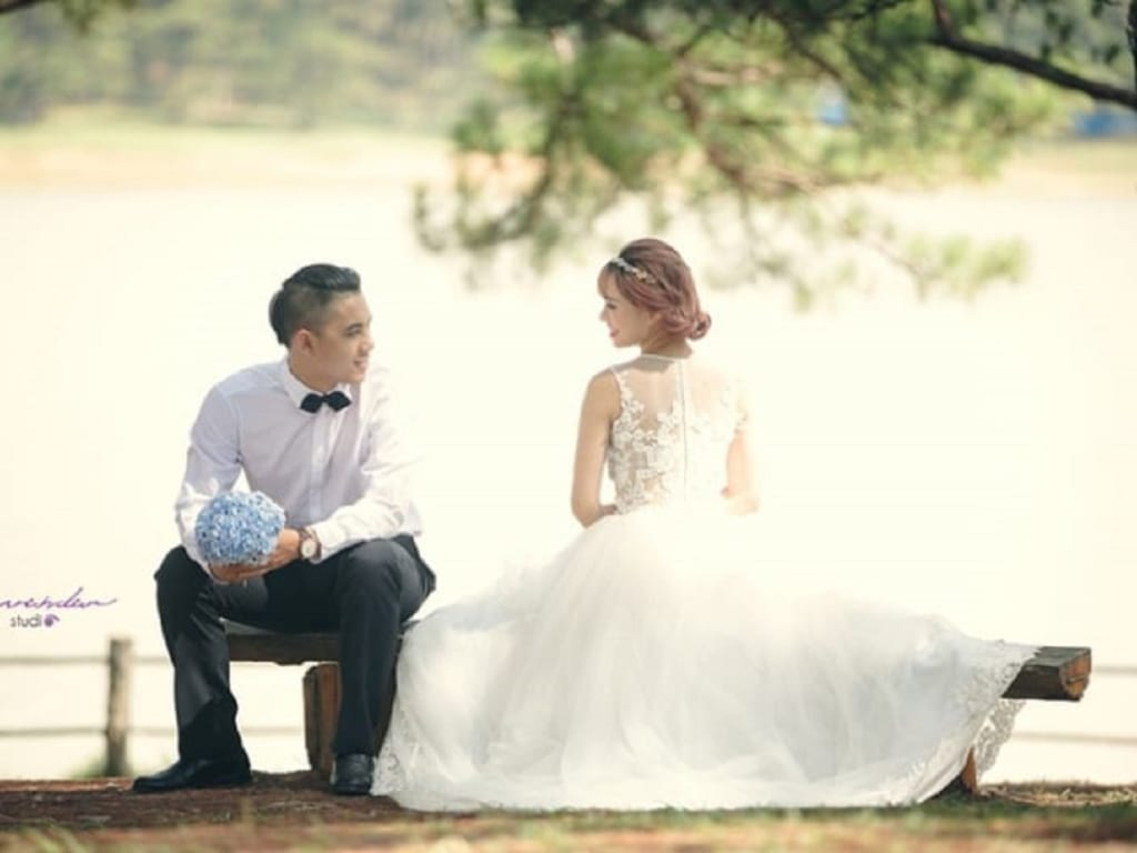 Kinh nghiệm chọn trang phục chụp hình cưới đà lạt đep miễn chê