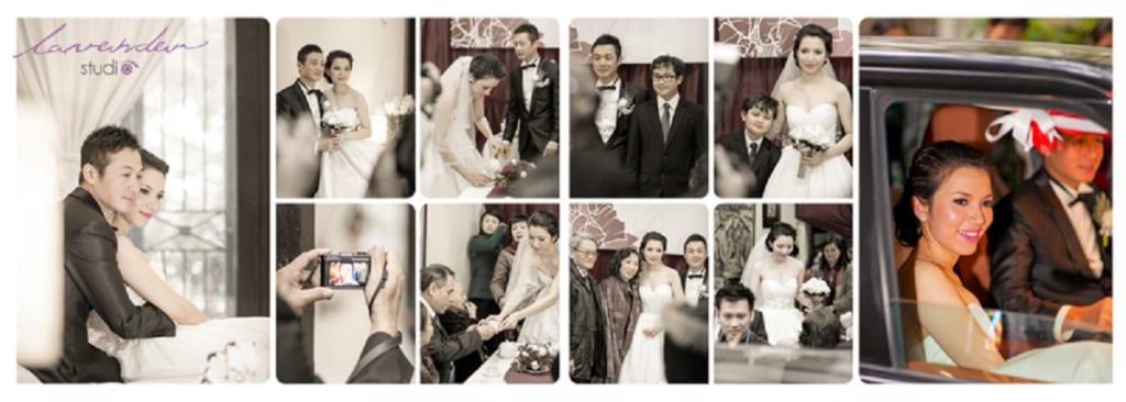 Kinh nghiệm chụp hình phóng sự cưới đẹp