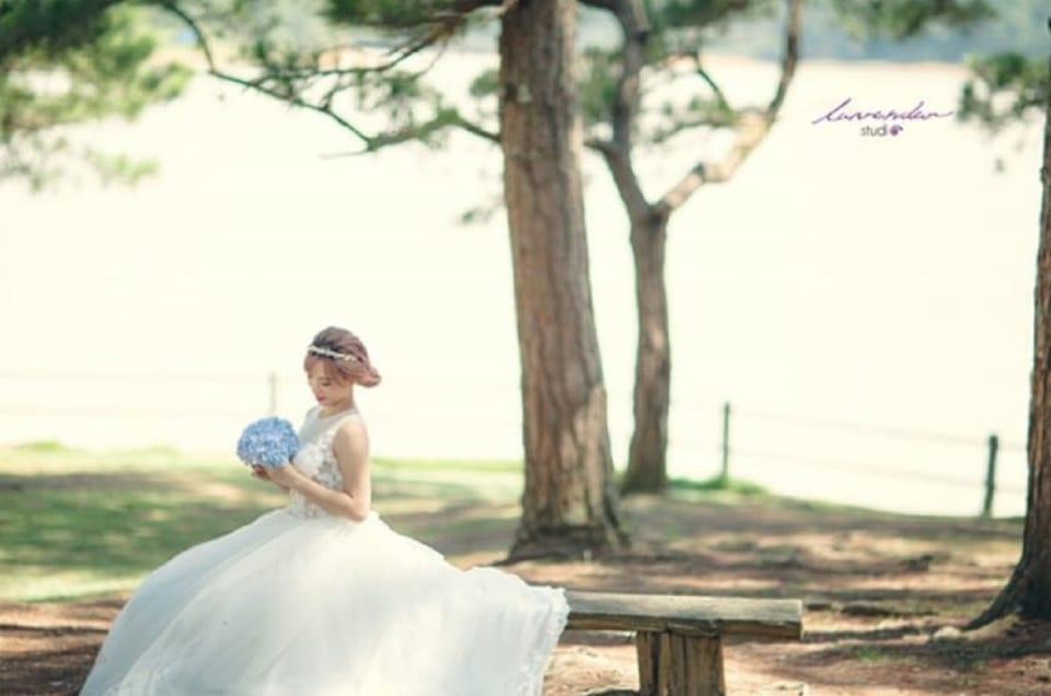 Những chú ý khi chụp hình cưới Đa Lạt