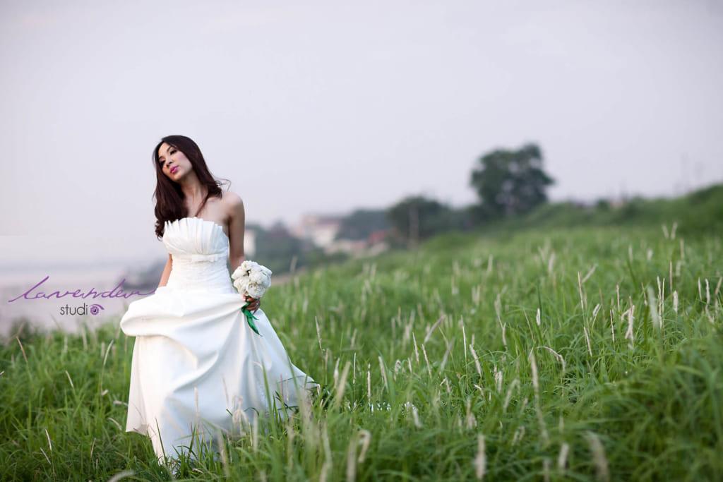 Chụp ảnh cưới tại Quận 2