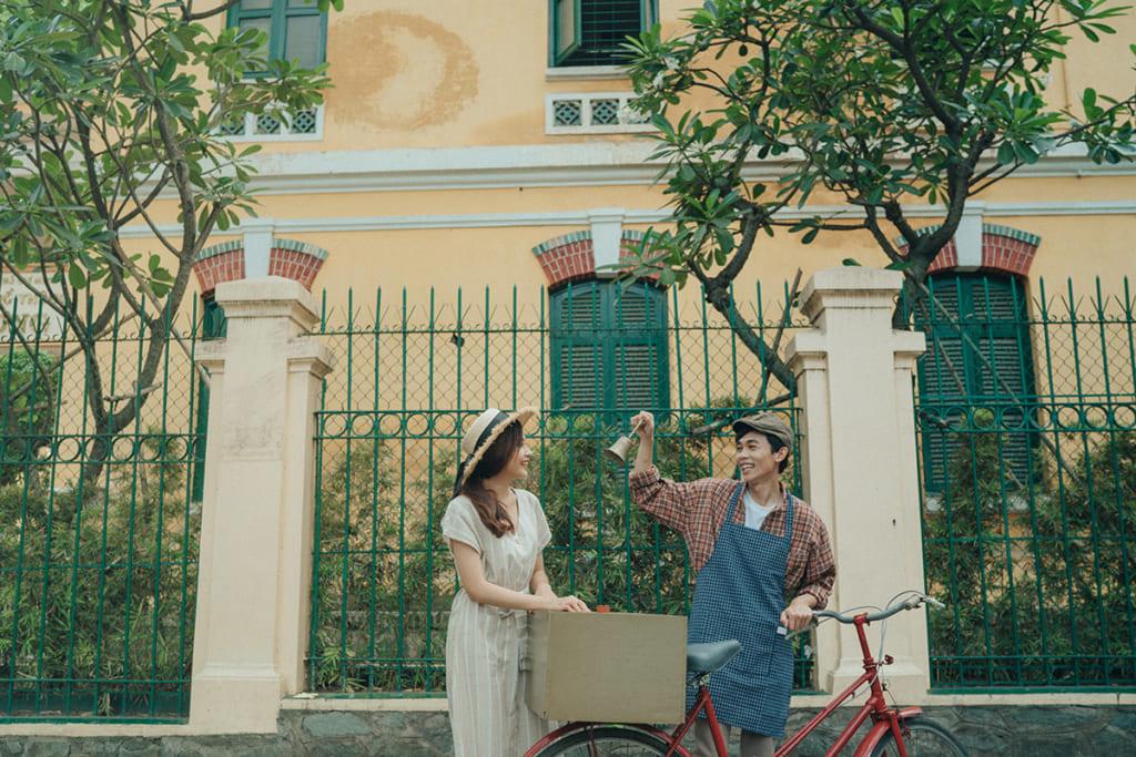 Địa điểm chụp ảnh cưới tại Sài Gòn