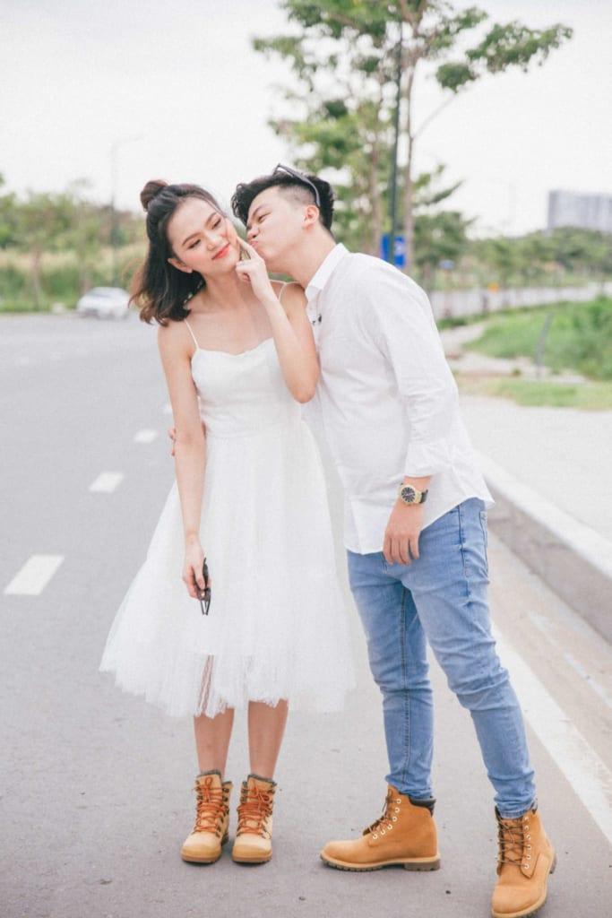 Studio chụp ảnh cưới Hồ Chí Minh