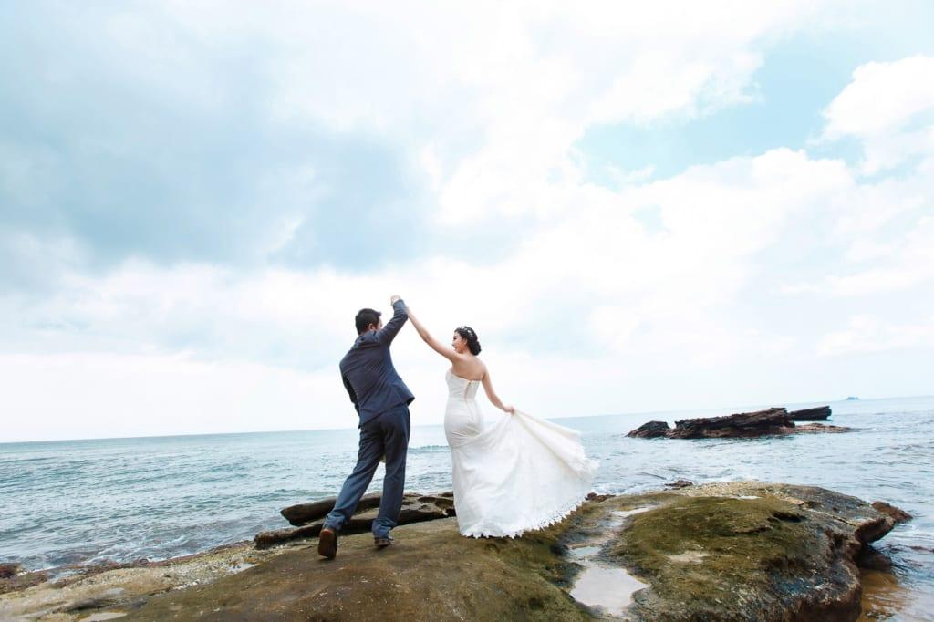 Chụp hình cưới tại quần đảo An Thới