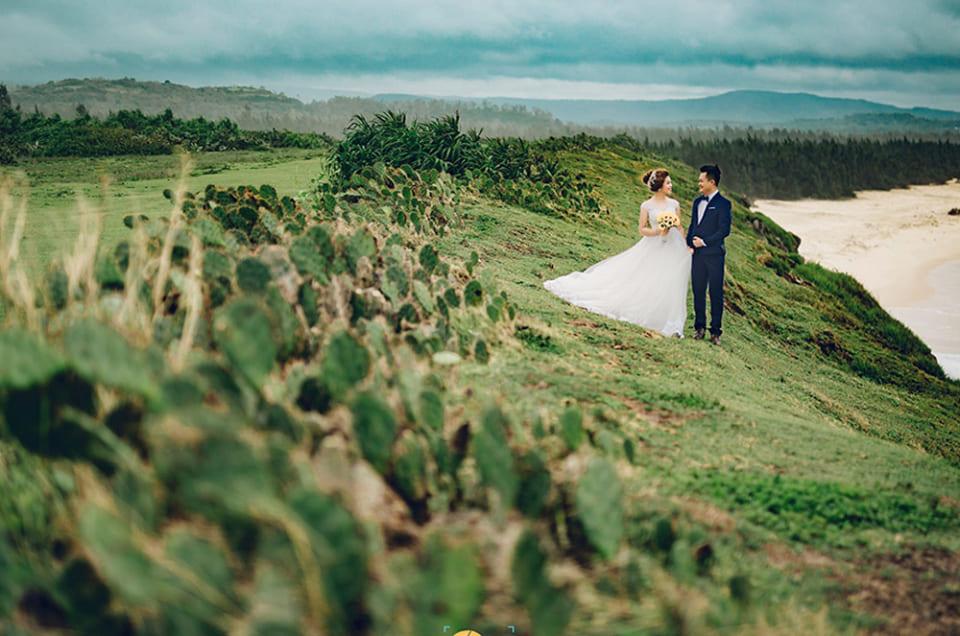 Chụp hình cưới Phú Yên mắc không