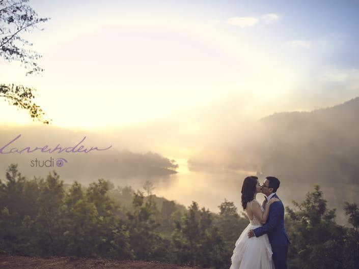 Báo giá chụp hình cưới Đà Lạt