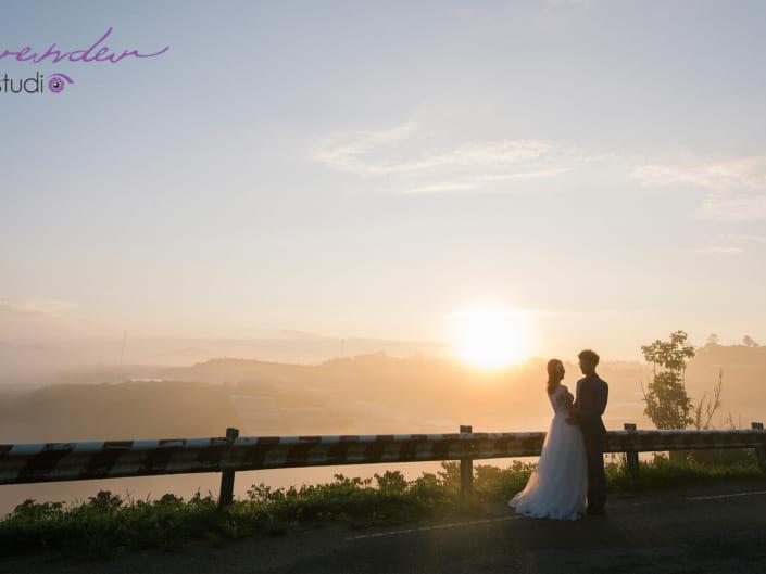 chụp ảnh cưới trọn gói tại Đà Lạt