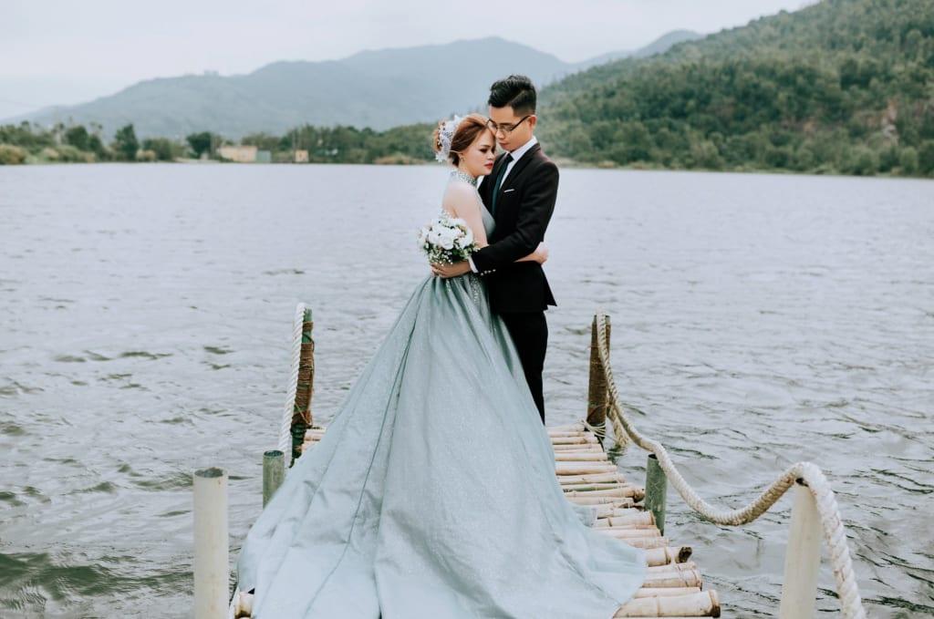 Dịch vụ ảnh cưới Đà Nẵng nhiều tiện ích