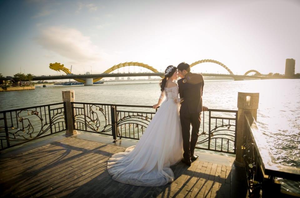 Dịch vụ chụp đám hỏi và đám cưới chất lượng tại quận 7