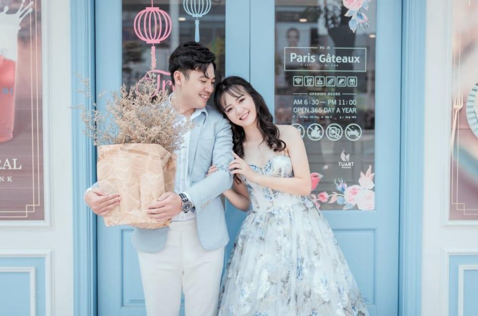 Chụp ảnh cưới ngoại cảnh cần chuẩn bị những gì?