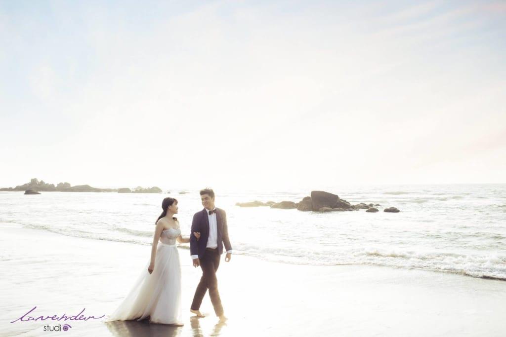 Studio chụp hình cưới nhiều khách hàng lựa chọn tại Đà Nẵng